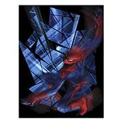 Хардпостер (на твёрдой основе) Spider-man